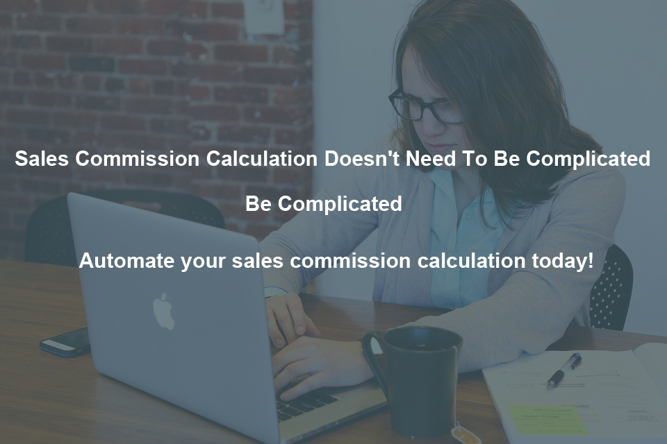 QCommission Sales Compensation Solution Pricing